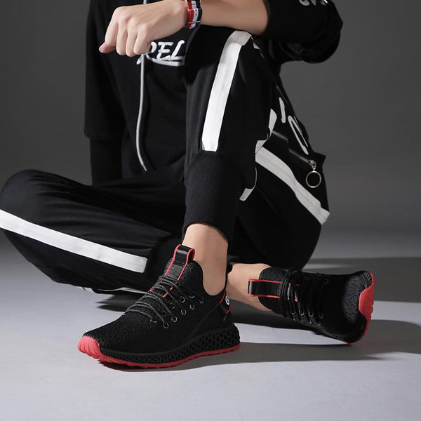 High Quality Fashion Casual Mesh Breathable Sneakers