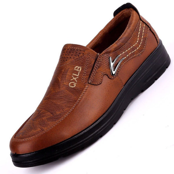 High Quality Casual Leather Comfortable Shoes