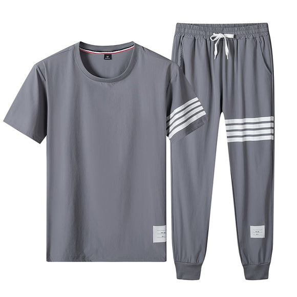 SUMMER CASUAL TRACKSUIT SETS