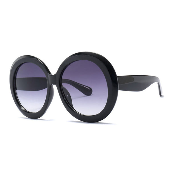 Sunglasses - New Fashion Vintage Round Sunglasses