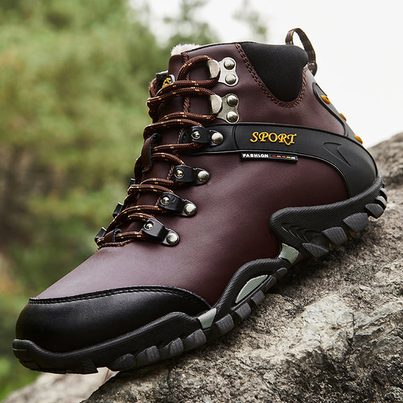 Outdoor Waterproof Men Hiking Shoes(BUY 2 GET 10% OFF, BUY3 GET 15% OFF)