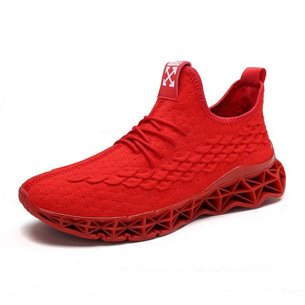Men's Shoes - New Style Fashion Men's Breathable Air Mesh Lightweight Sneakers