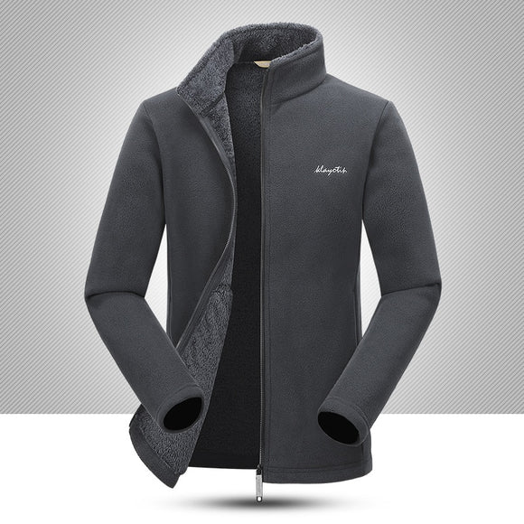OUTDOOR WATERPROOF FLEECE JACKET(BUY 2 GET 10% OFF, BUY3 GET 15% OFF)
