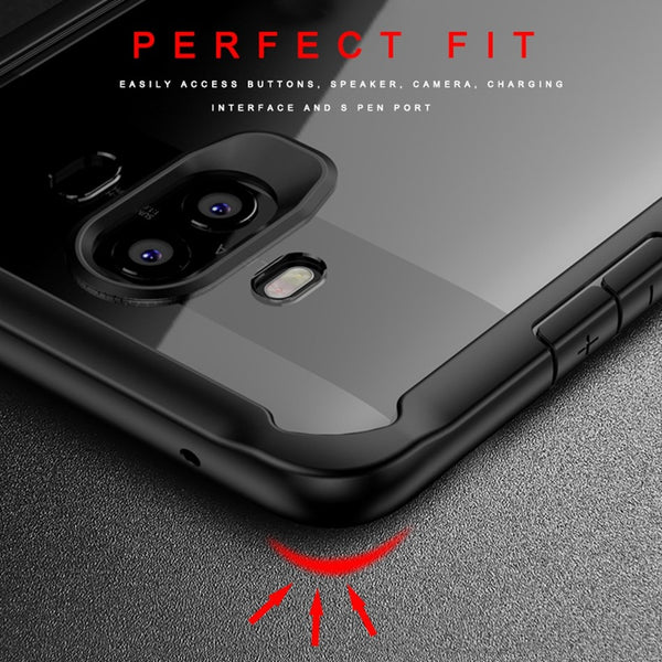 Silicone Armor Shockproof Case For Huawei P10 P20 Pro Mate10 Mate20 Lite Pro