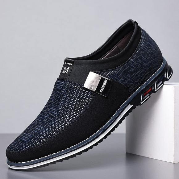 Breathable Slip on Driving Shoes