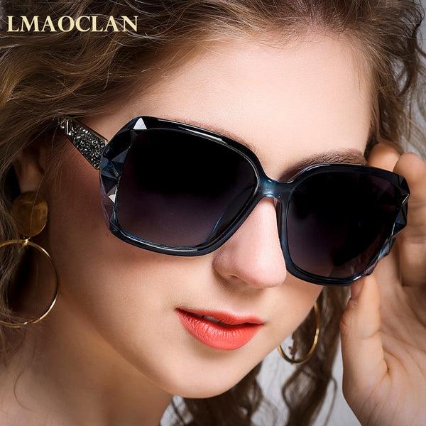 Vintage Fashion Women Luxury Brand Designer Shades Sun Glasses