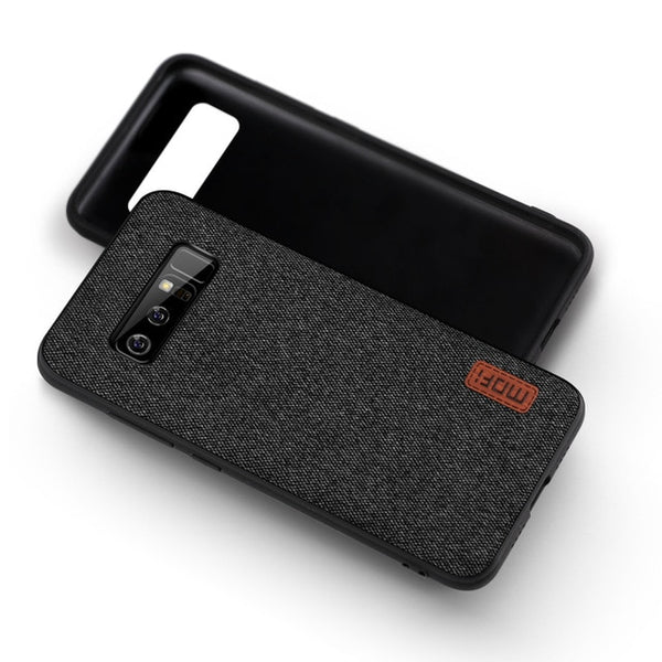 Shockproof Business Back Cover for Samsung Galaxy