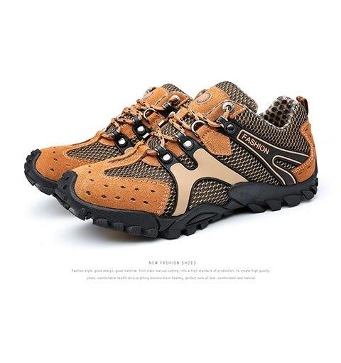 Men Breathable Top Quality Outdoor Sneakers