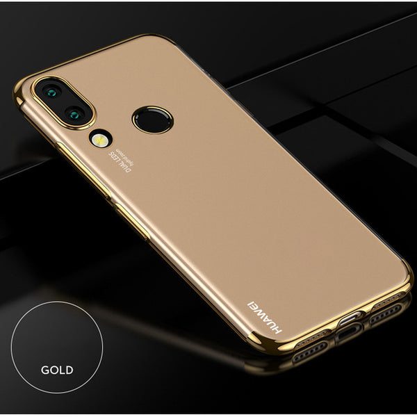 Slim Glitter Silicone Phone Case For Huawei P10 P20 Lite Pro Mate 20