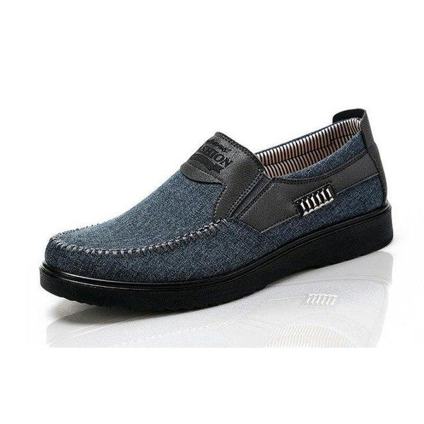Men Shoes - New 2019 Plimsolls Breathable Male Footwear