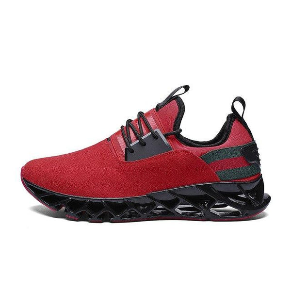 Men's Shoes - Trending Style Sports Breathable Trainers Walking Sneaker