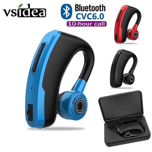 Handsfree Business Wireless Bluetooth Sport Earphones