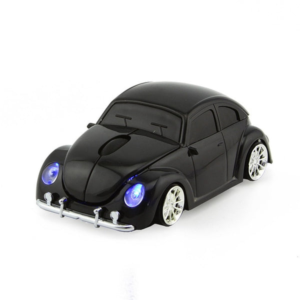 Car-Shaped Wireless Mouse