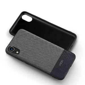 Phone Case - Business Dark Color for iPhone X XS XS Max XR