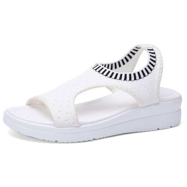 2019 Summer Platform Breathable Comfort Walking Sandals