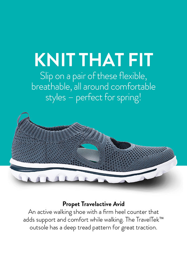 Propet Travelactive Avid-An active walking shoe
