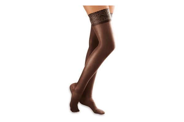 Sheer Light Support Thigh High