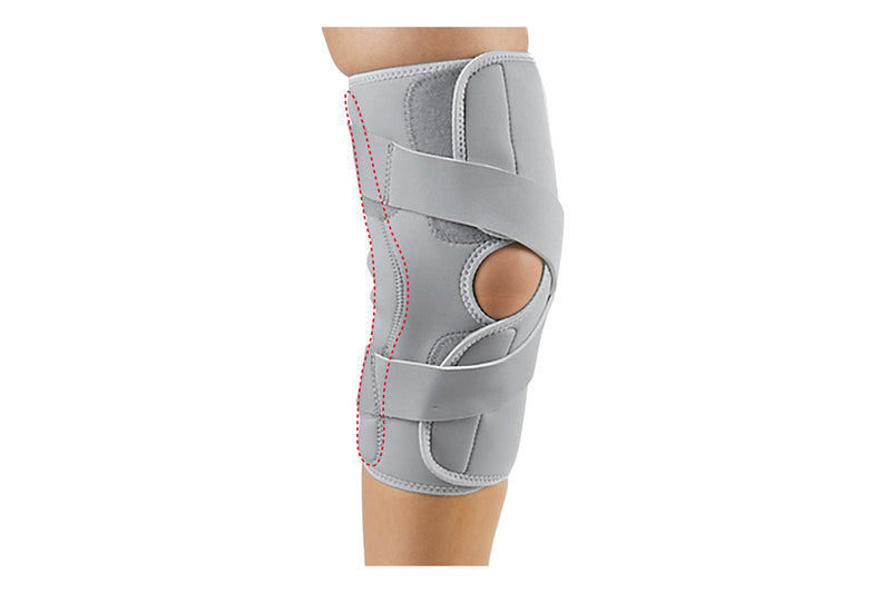 Med Knee Brace Left