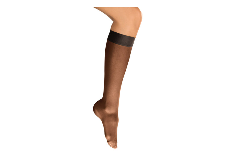 Premium Sheer Moderate Support Knee High