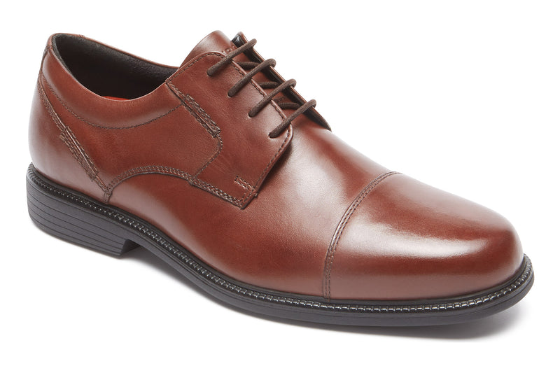 Charles Road Cap Toe