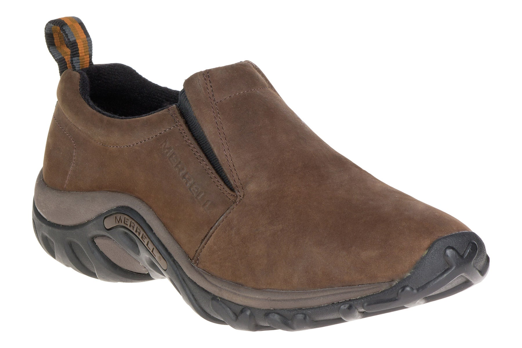 merrell mens jungle moc casual shoes - brown analysis