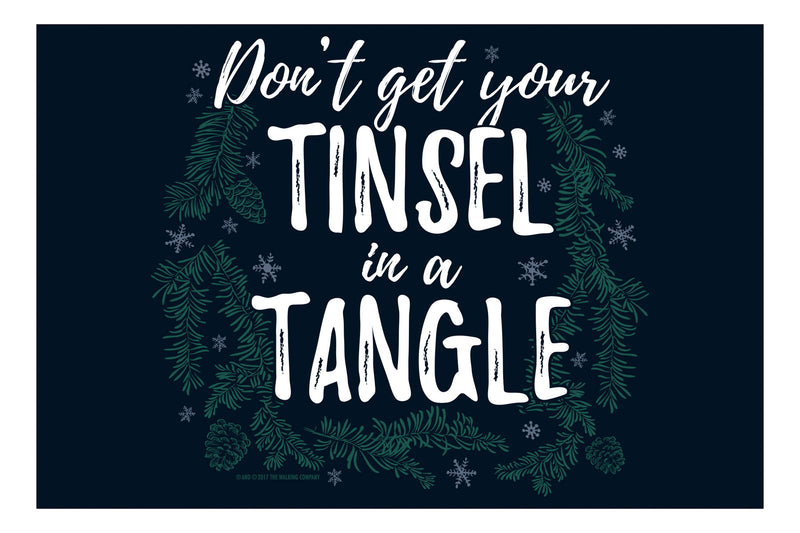 Tinsel Tangle (fr)-nvy