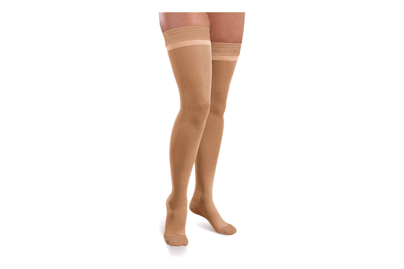 Sheer Firm Support Thigh High