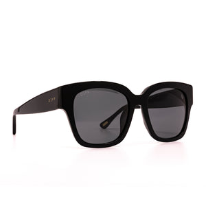 BELLA 2 Black + Grey | DIFF Eyewear