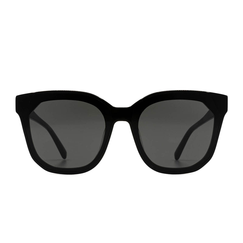 GIA Black + Grey | DIFF Eyewear