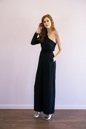 Little Black Jumpsuit