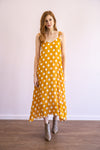 Julia Polka Dot Slip Dress