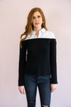 Macey Monochrome Sweater