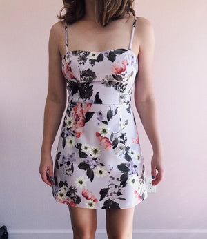 Sweetheart Whisper Dress