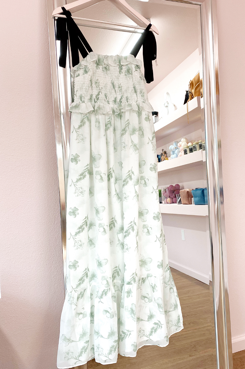 Catherine Maxi Dress