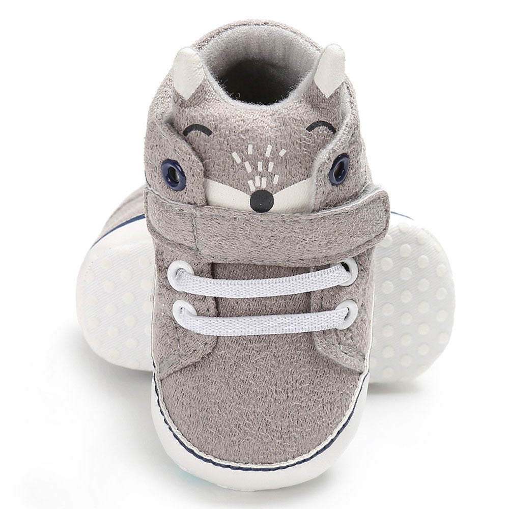 Fox Paws- Baby Shoes