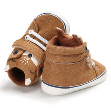 Load image into Gallery viewer, Fox Paws- Baby Shoes