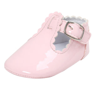 Baby Girl - Soft Sole Shoes