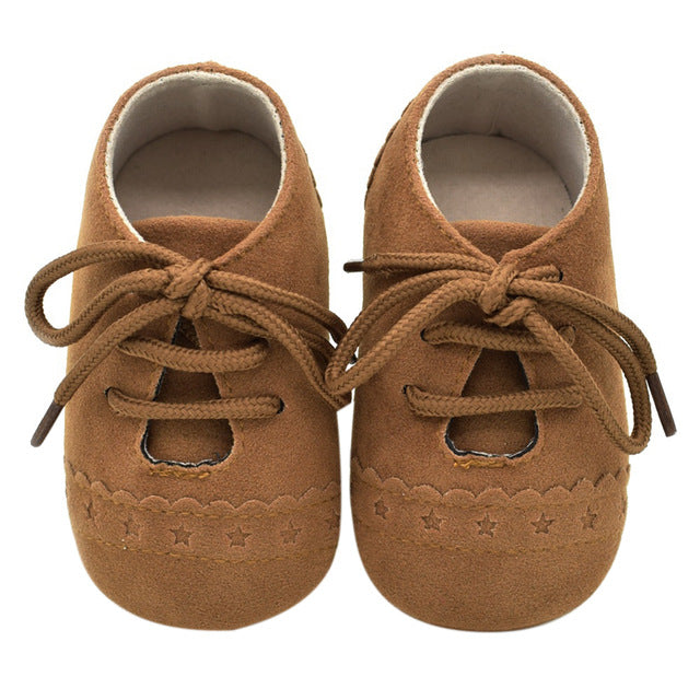 Baby Brogue - Brown