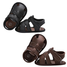 Load image into Gallery viewer, Joseph - First Walker Sandals