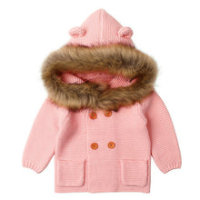 Load image into Gallery viewer, Bear With Me - Baby Jacket