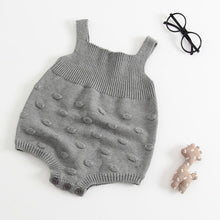 Load image into Gallery viewer, Wobble Wobble - Knitted Baby Grow