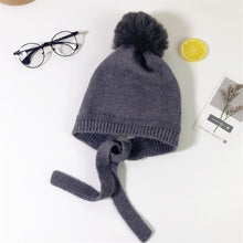 Load image into Gallery viewer, River - Pom Pom Hat