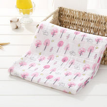 Load image into Gallery viewer, Wrap me in Love - Organic Cotton Muslin Baby Blankets