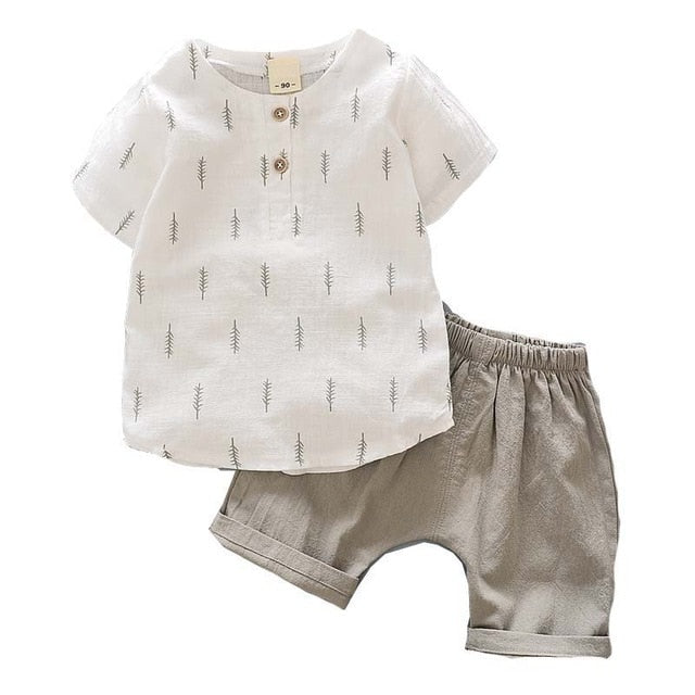 Hanson - Shirt and Shorts Set