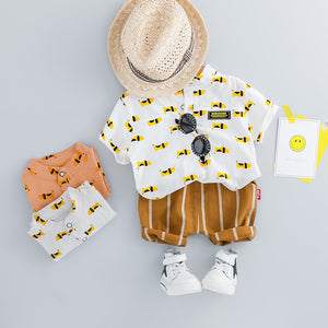 Seas the Day - Shirt and Short Set
