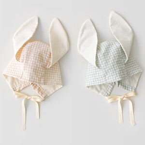 Some Bunny Loves you - Romper and Matching Hat Set