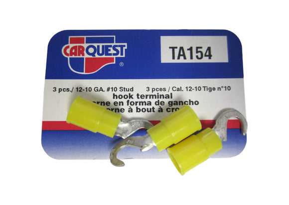 Carquest TA154 Hook Terminals Set Brand New