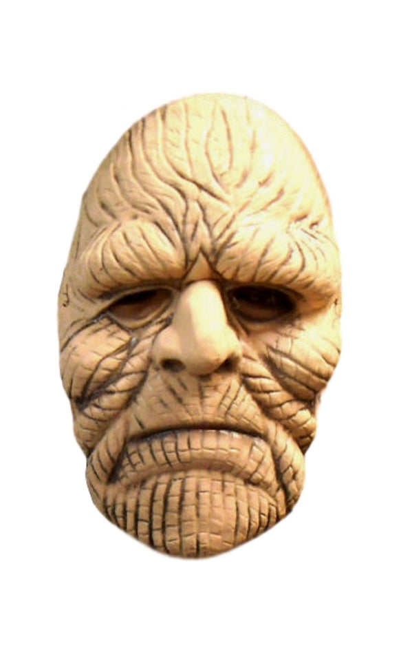 Halloween Fantastic Clobber Thing Grimm Rock Fighter Face Costume Latex Mask