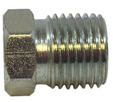 "Big A Service Line 3-121039 Steel Inverted Hex Nut 3/16"" x 9/16-18"