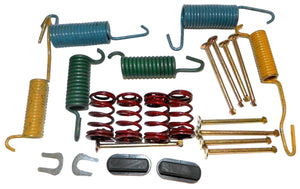 7224 Drum Brake Hardware Kit, Rear